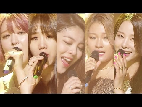 《Special Stage》 APHRODITE (아프로디테) - Chandelier @인기가요 Inkigayo 20160814