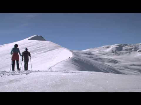 Snowshoeing with Alpine Recreation