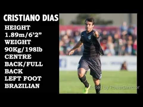 Cristiano Dias highlights  201415