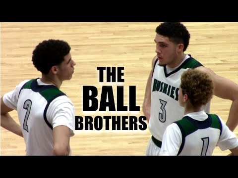 The Ball Brothers CAN'T BE STOPPED! #1 Chino Hills Brings Crazy Offense to HoopHall Classic