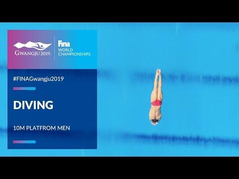 Diving Men - 10m Platform   Top Moments   FINA World Championships 2019 - Gwangju
