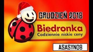 INFO - Gry w Biedronce! (Grudzień 2018) | Asasyn08