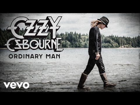 Ozzy Osbourne - Ordinary Man (Audio) Ft. Elton John