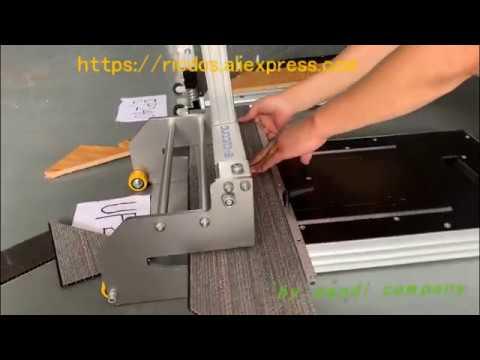 PVC/WPC sheet floor breaker cutting tools,BateRady vinyl floor manual cutter,carpet cutting machine