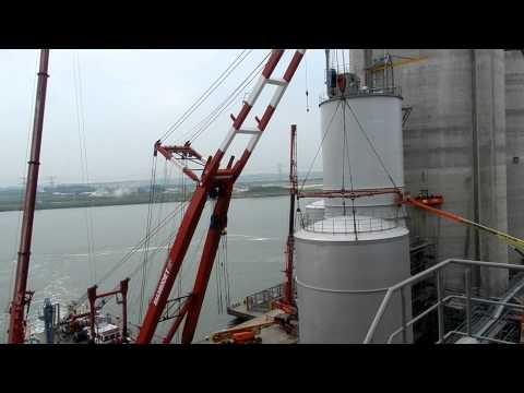 Lift Barge Maasvlakte Part II