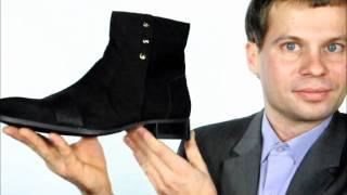 Мужские классические зимние ботинки ETOR 5754  5933  suet.wmv(, 2012-02-02T11:47:08.000Z)