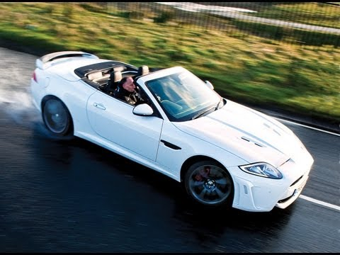 evo Diaries- Drive around Dundrod circuit (Ulster TT) in a Jaguar XK-RS