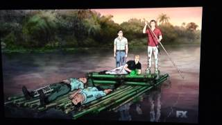 Archer Vice: Crocodiles & Bacon Bits