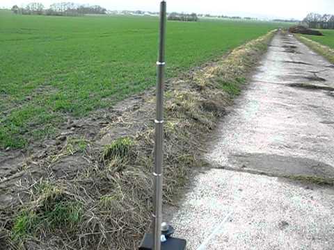 SAQ ( Grimeton ) reception on 10th of Jan. 2012 13.30 UTC
