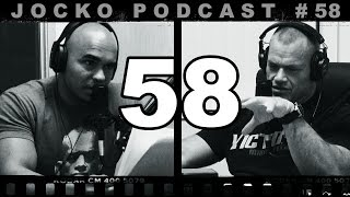 Jocko Podcast 58 w/ Echo Charles - Overcome Regrets of Wasted Time, Improve Morale