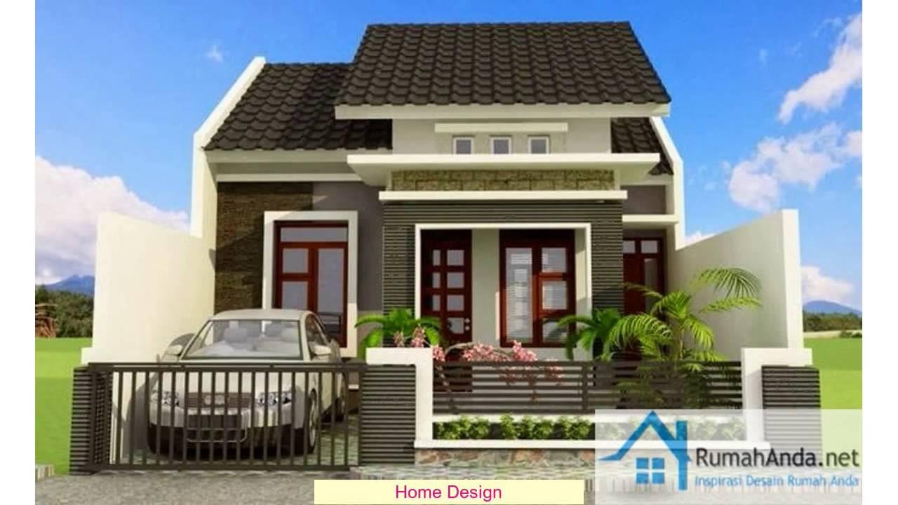 Desain Rumah Ukuran 6X9  YouTube