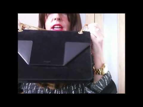 Saint Laurent Betty Bag inspired by Kate Moss at Selfridges - YouTube