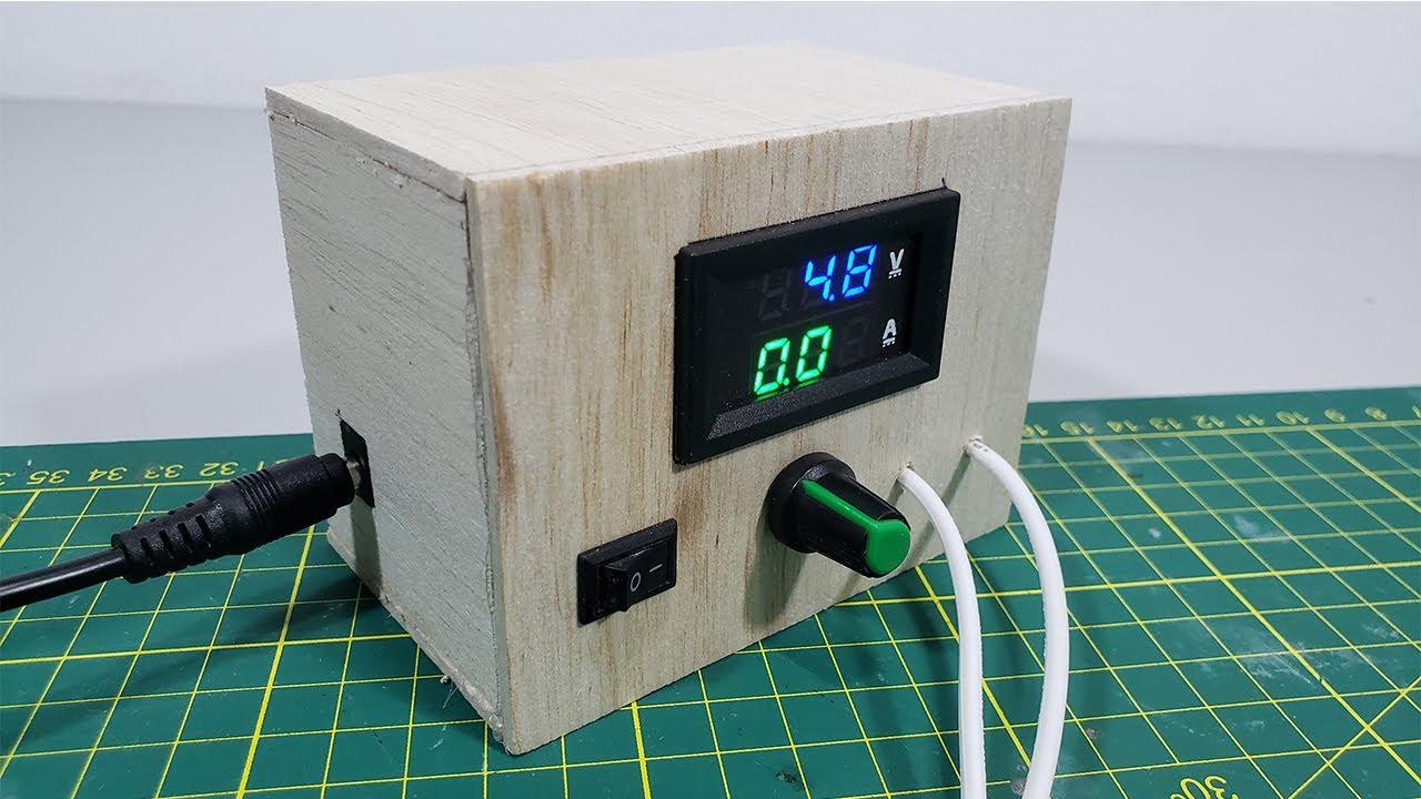 PCBWay | Voltímetro Amperímetro Como Hacer