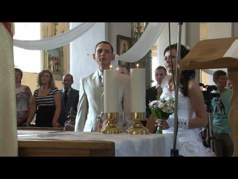 Ylakiai church (Lithuania) - Maryte and Vaidas wedding 2012