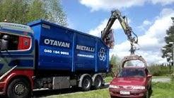 Otavan Metalli Oy - metallinkierrätys