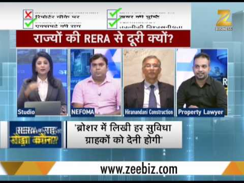 When will RERA law be implemented across India?