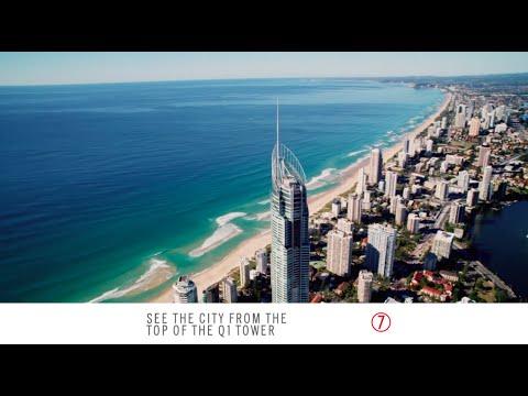 Gold Coast Australia - Top 10 Sights