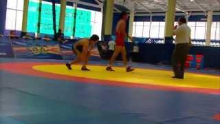 Приемы вольной борьбы. freestyle wrestling training