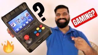 Retro Arcade Unboxing & First Look Retro Gaming Fun🔥🔥🔥