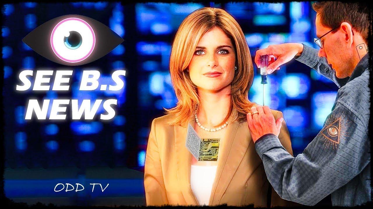 Media Monopoly | All News Gets Same Script | FOX, CBS, NBC, ABC ▶️️