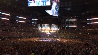 George Strait - Final song of final tour, Cowboy Rides Away