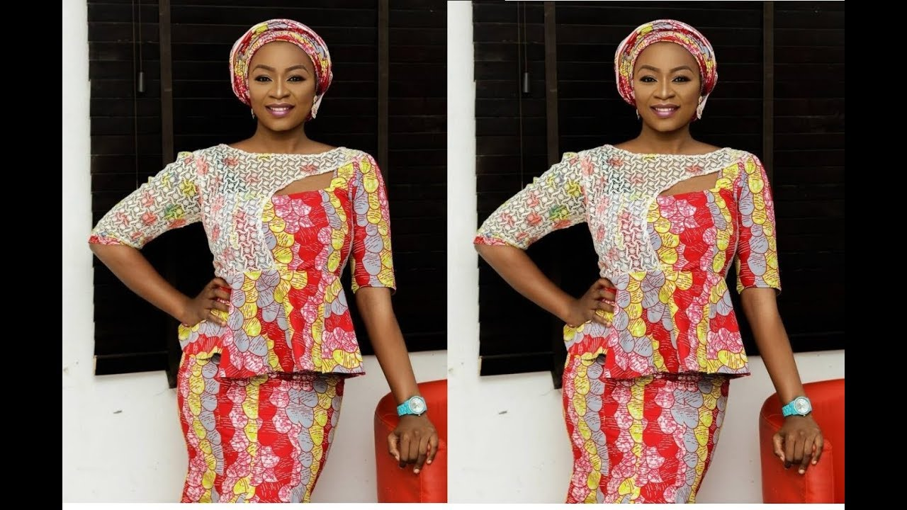 Hausa Dressing Picture And Hausa Ankara Styles You Should