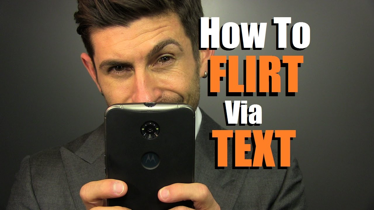 flirting signs texting video youtube app video