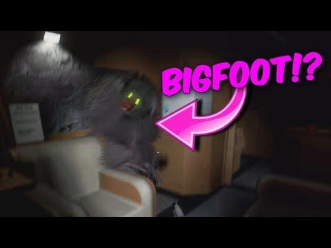 DE ECHTE BIGFOOT GEVANGEN! (Met Ronald)