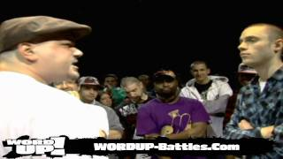 WordUP! 4e Édition: Osti One vs Loudmouth
