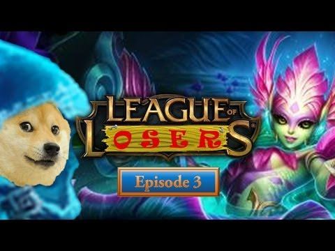 League of Losers IEpisode 3I AP Warwick and River Spirit Nami