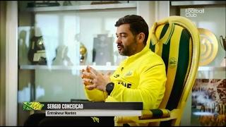 2016/2017 CFC Reportage Sérgio Conceição + Réactions plateau
