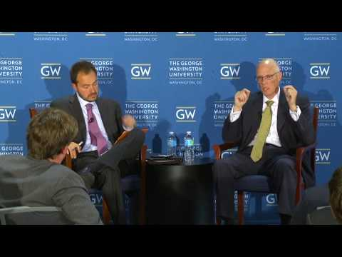 U.S. Cyber Policy: Keynote Discussion with George Barnes, Deputy Director, National Security Agency