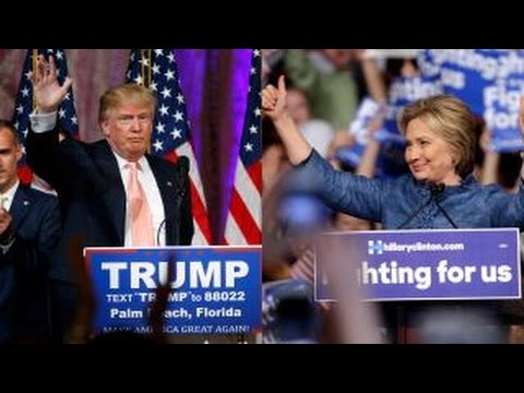 Campaigns focus on the upcoming debates