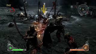 LOTR Conquest - Rise of Sauron - Mission 1 - Mount Doom
