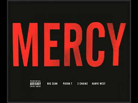 Kayne West  Mercy Ft Big Sean, Pusha T & 2Chainz