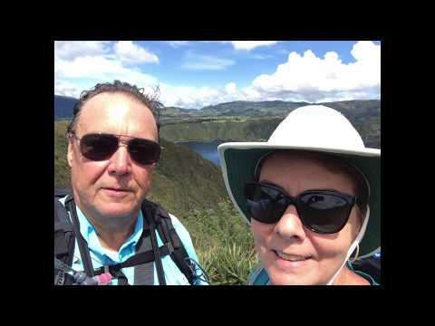 Practice Hiking Trip, Ecuador   June 2017