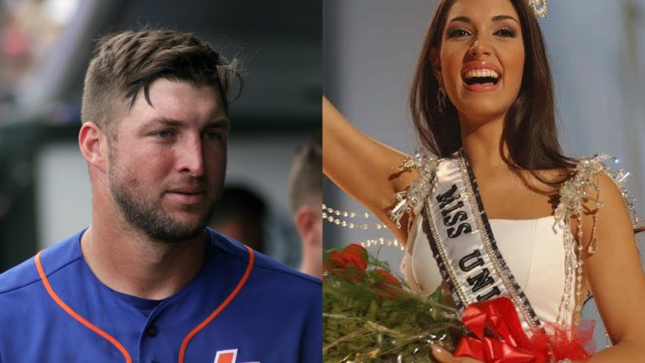 Miss universe dating tim tebow
