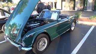 Cl Ic And Antique Cars Display Jacksonville Florida