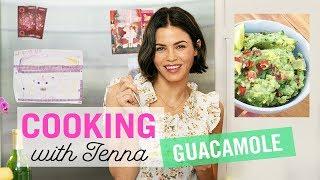 RECIPE: How To Make Guacamole | My Favorite Healthy Snack | Jenna Dewan