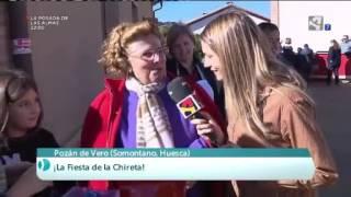Fiesta de la Chireta en Pozán de Vero 2016