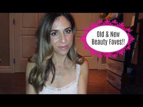 Im finally back!!!!!! Old & New Current Beauty Favourites   Blushingshadesofbeauty