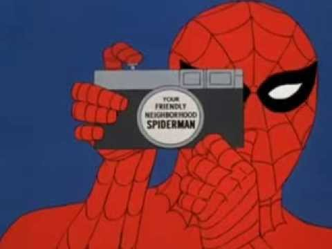 Spider Man 1967 Theme In STEREO