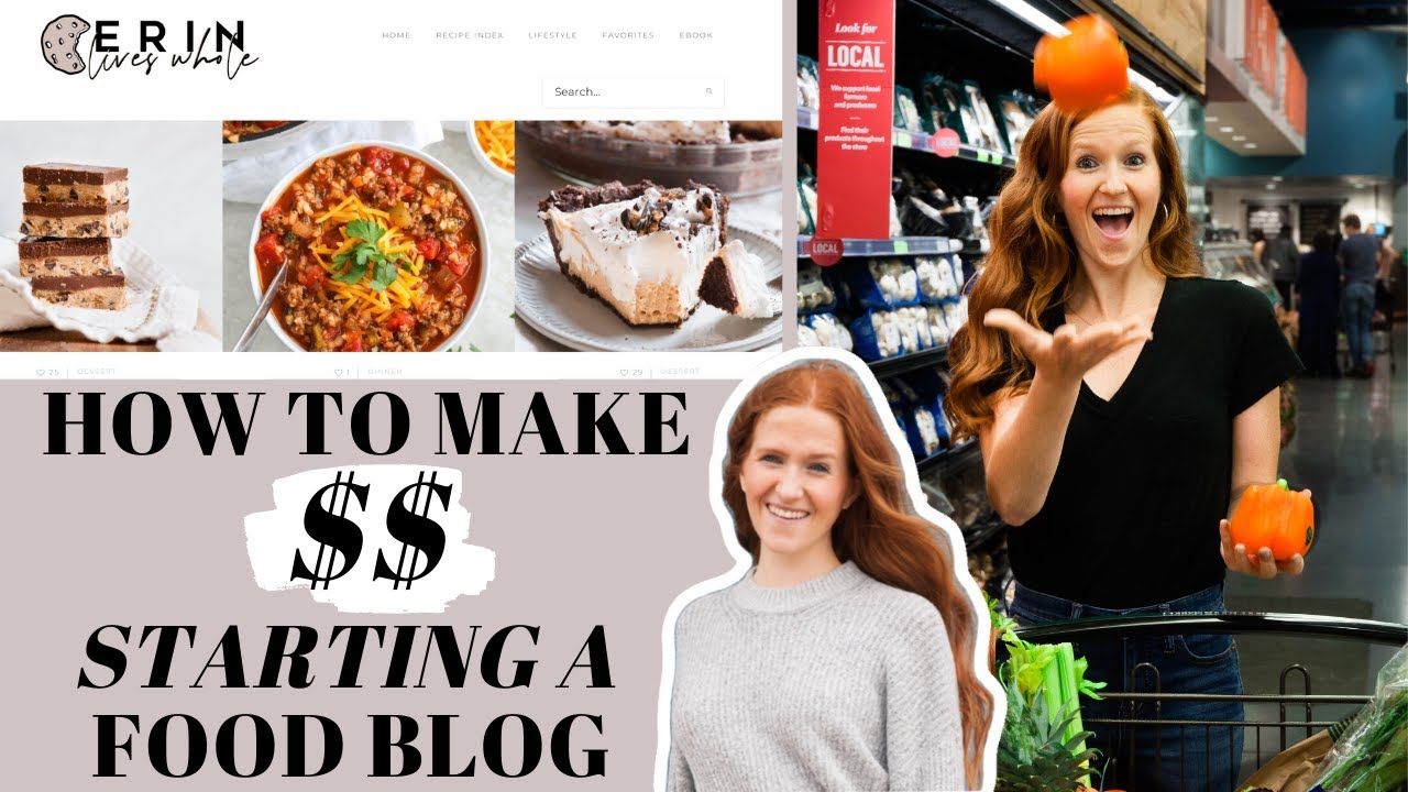 HOW TO MAKE MONEY AS A BLOGGER | how I turned my passion into my career and made money $$