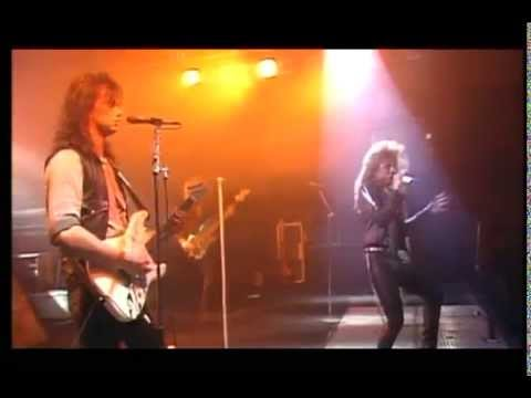 Europe - The Time Has Come (live in Sweden 1986) HD