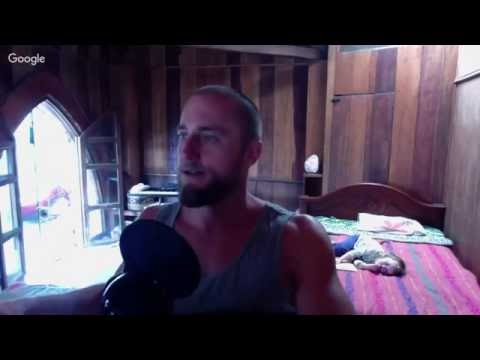 Live HANGOUT and Q&A - talking about electrolytes, sleep issues, adaptogens, maca, and more