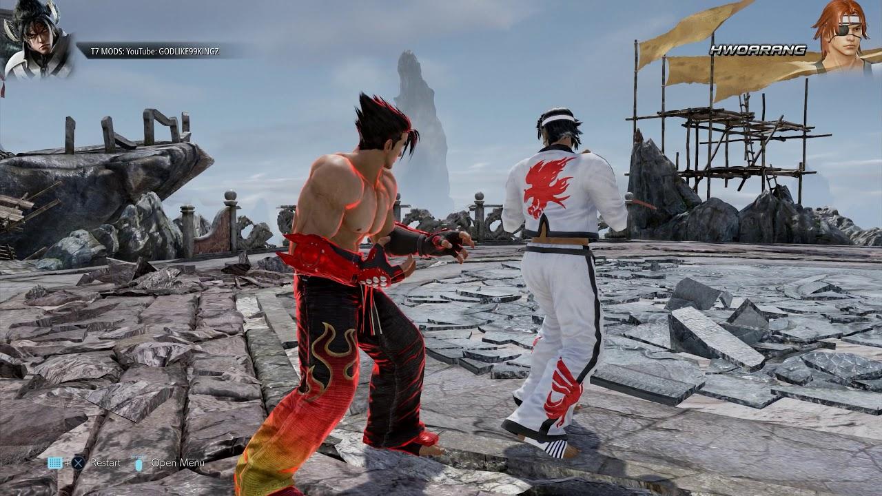 Tekken 7 Mod Dragon S Nest Vanilla Colors Outdated