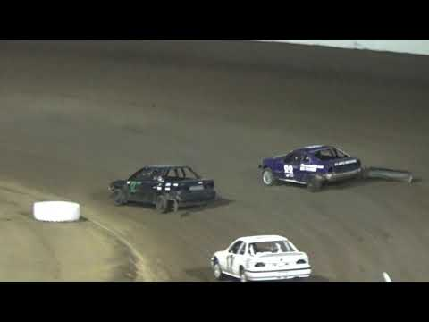 Grays Harbor Raceway, July 14, 2018, Outlaw Tuners A-Main