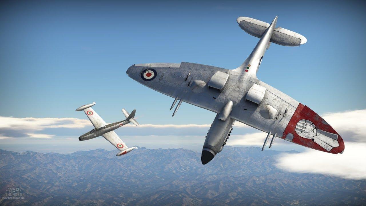 war thunder spitfire 24