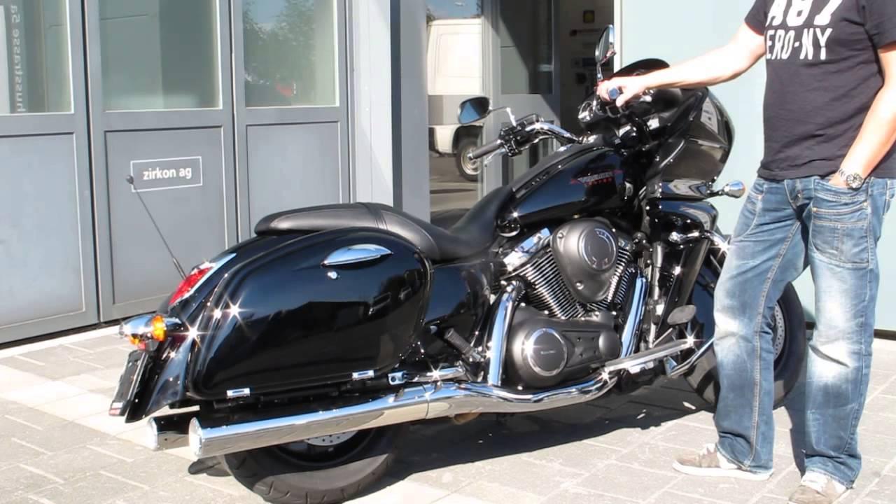 Kawasaki Vaquero Exhaust