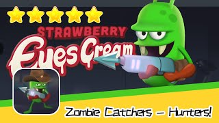 Zombie Catchers - Hunters Day28 Walkthrough 100% zombie hunting action Recommend index five stars